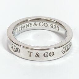 TIFFANY&Co. ティファニー リング・指輪 1837 シルバー925 B シルバー【中古】 レディース