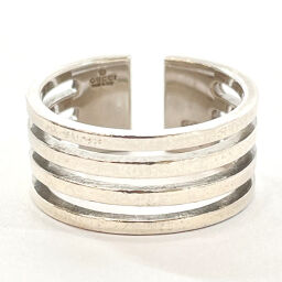 GUCCI Gucci Ring / Ring Silver 925 20 Silver [Used] Men's