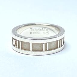 TIFFANY&Co. ティファニー リング・指輪 アトラス シルバー925 10 シルバー【中古】 レディース