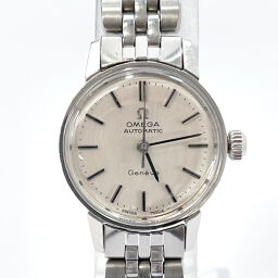 OMEGA Omega Watch Geneva Automatic Stainless Steel Silver Automatic Silver Dial [Used] Ladies