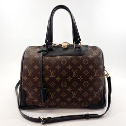 LOUIS VUITTON Louis Vuitton Handbag M50058 Retiro Monogram Macassar Brown [Used] Ladies