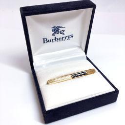 Burberrys バーバリーズ タイピン メタル ゴールド【中古】 メンズ