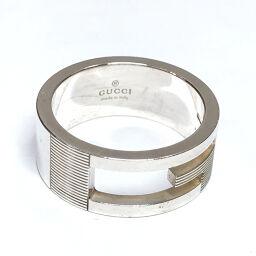 GUCCI グッチ リング・指輪 シルバー925 14 シルバー【中古】 メンズ