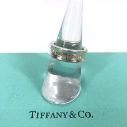 TIFFANY&Co. ティファニー 1837 リング・指輪 シルバー925 12 シルバー【中古】 レディース