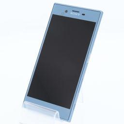白ロム SoftBank 602SO Xperia XZs アイスブルー スマホ 本体【中古】