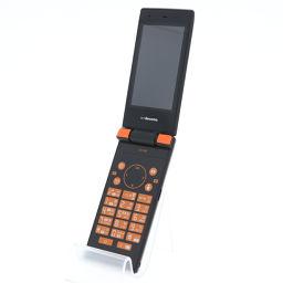 白ロム docomo SH-03E Orange ガラケー 本体【中古】