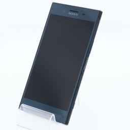 白ロム docomo SO-04J Xperia XZ Premium Deepsea Black スマホ 本体【中古】