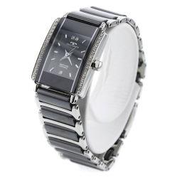 TECHNOS【テクノス】 腕時計 セラミック/サファイヤガラス レディース