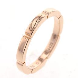 CARTIER【カルティエ】 リング・指輪 K18ピンクゴールド メンズ
