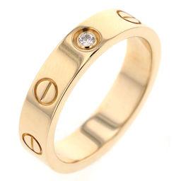 CARTIER【カルティエ】 リング・指輪 K18イエローゴールド/ダイヤモンド レディース