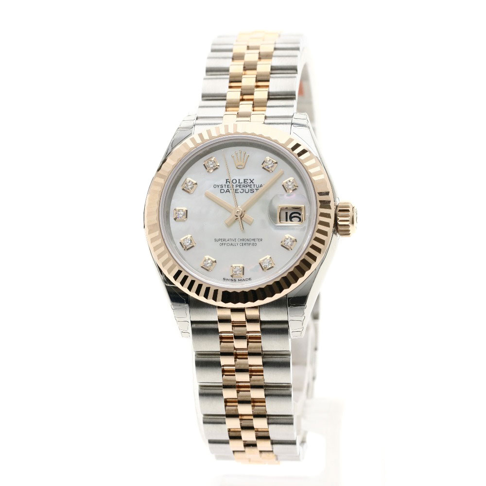 wholesale dealer 1afc0 d5f3a ROLEX 【Rolex】 279171NG Watches Stainless Steel / PG / PG Women ー The best  place to buy Brand Bags Watches Jewelry, Brand Bargain