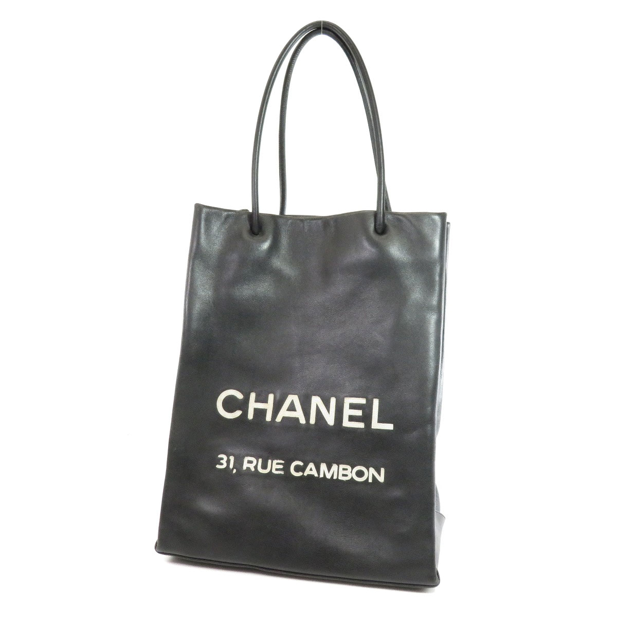 b2aa609f0876 CHANEL-Tote Bag Leather Women ー The best place to buy Brand ...