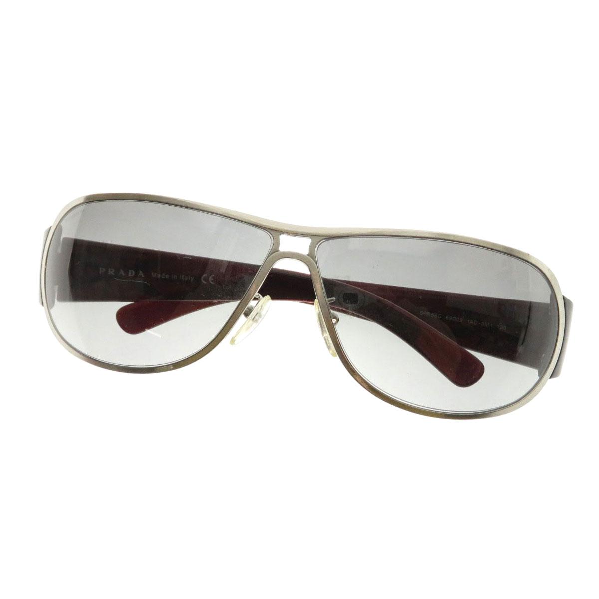 a37a83412ee PRADA  PRADA  Sunglasses Platstic Men ー The best place to buy ...