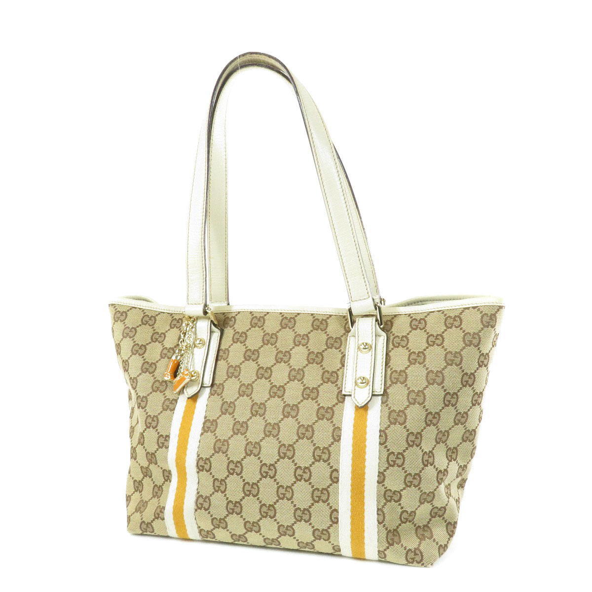 318b96b90031 GUCCI 【Gucci】 137396 Tote Bag Canvas Women ー The best place to ...
