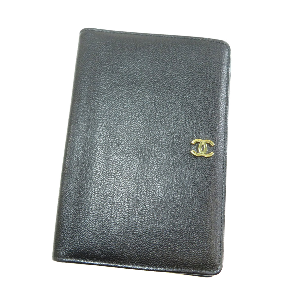 f6724a9daef45b CHANEL 8150 Bifold Wallet with Coin Pocket Leather Women ー The ...
