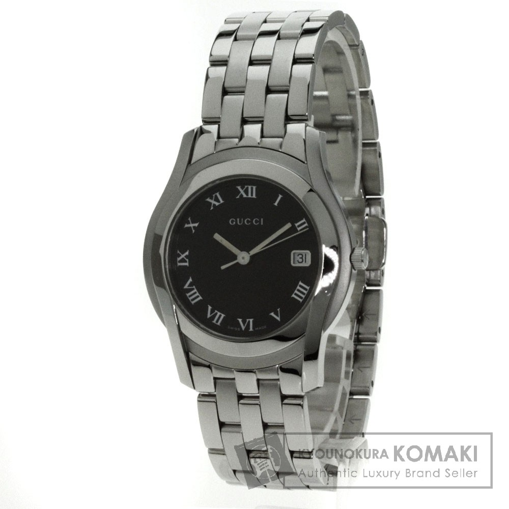 83136ce082e GUCCI  Gucci  5500M watch stainless steel Men s ー The best place ...