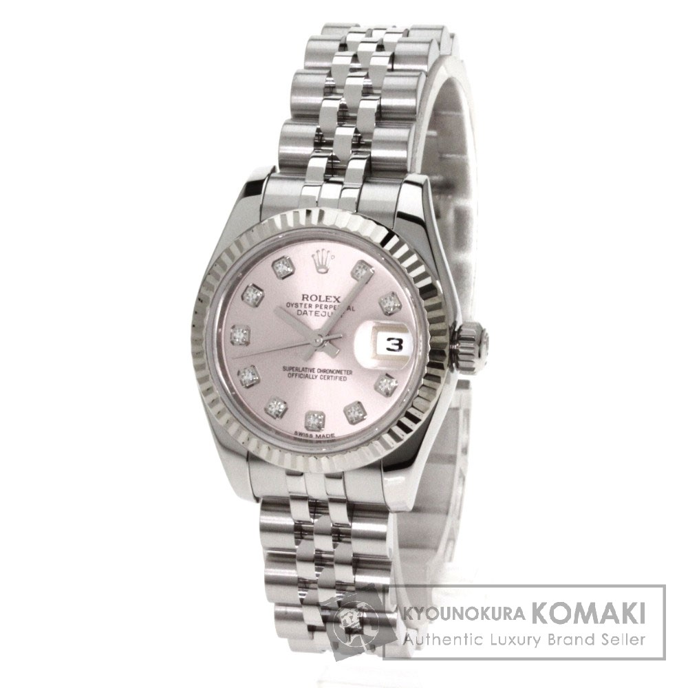 805379a485b ROLEX  Rolex  watch   Stainless Steel   Stainless Steel Women s ー ...