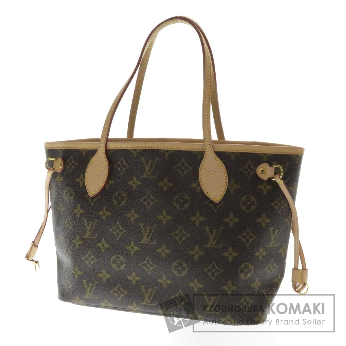 6f2d9cbb529a LOUIS VUITTON  LOUIS VUITTON  Neverfull PM M40155 Tote Bag ...