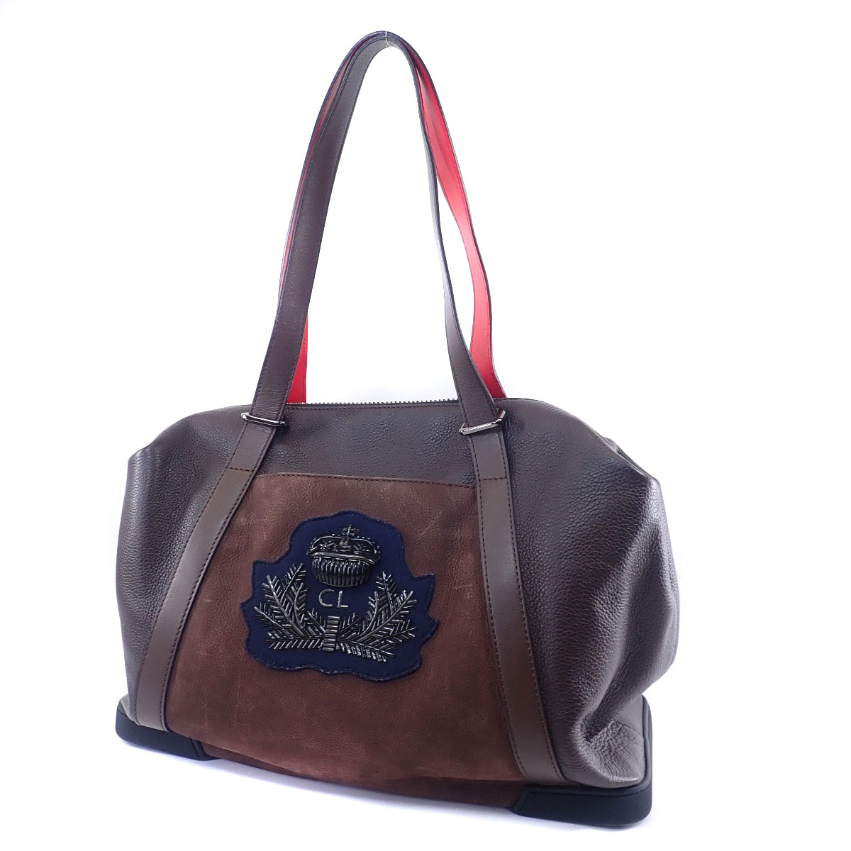 a5e0c8a86e3 Christian Louboutin 【Christian Louboutin】 Shoulder Bag Leather Women ー The  best place to buy Brand Bags Watches Jewelry, Brand Bargain