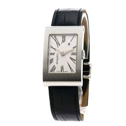 Boucheron【ブシュロン】 腕時計 ステンレススチール/アリゲーター/アリゲーター メンズ