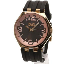 D&G【ディーアンドジー】 腕時計 /ラバー/ラバー メンズ