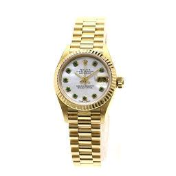 ROLEX【ロレックス】 69178 腕時計 K18イエローゴールド レディース