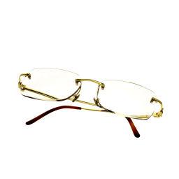 CARTIER【カルティエ】 眼鏡 K18イエローゴールド ユニセックス