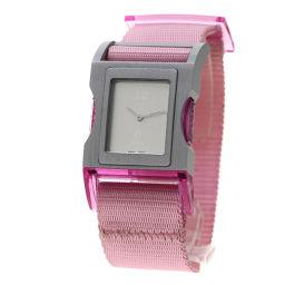 Christian Dior【クリスチャンディオール】 D100-322 腕時計 /ナイロン/ナイロン レディース