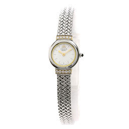 SEIKO【セイコー】 1E70-0100 腕時計 ステンレススチール/K18YGxSS レディース