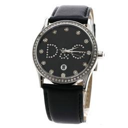 DOLCE&GABBANA【ドルチェアンドガッバーナ】 DW0008 腕時計 ステンレススチール/革/革 メンズ