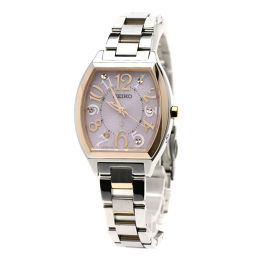 SEIKO【セイコー】 3B51-OAEO 腕時計 ステンレススチール/SS/SSPGP レディース