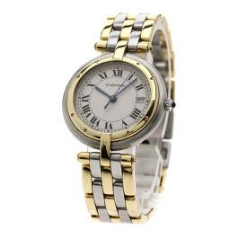 CARTIER【カルティエ】 腕時計 ステンレス/SSxK18YG/SSxK18YG レディース
