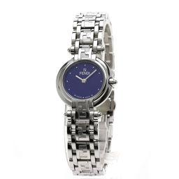 FENDI【フェンディ】 750L 腕時計 ステンレススチール レディース