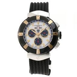 CHARRIOL【シャリオール】 C44P.173.003 腕時計 ステンレススチール/ラバー/ラバー メンズ