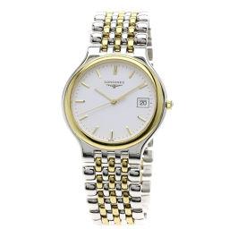 LONGINES【ロンジン】 L5.631-3 腕時計 ステンレススチール/SSxGP/SSxGP メンズ