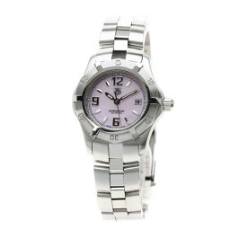 TAG HEUER【タグホイヤー】 WN1319 7496 腕時計 ステンレススチール レディース