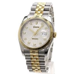 ROLEX【ロレックス】 116233G 腕時計 ステンレス/SSxK18YG/SSxK18YG メンズ