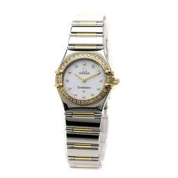 OMEGA【オメガ】 Ref.1365-75 7633 腕時計 ステンレス/SSxK18YG/SSxK18YGダイヤモンド レディース