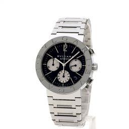 BVLGARI【ブルガリ】 BB38SSDCH 腕時計 ステンレススチール/SS/SS メンズ