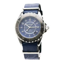 CHANEL【シャネル】 H4338 7474 腕時計 チタン/セラミック/セラミック メンズ