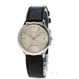 SEIKO【セイコー】 9581-7000 7600 腕時計 ステンレススチール/革/革 メンズ
