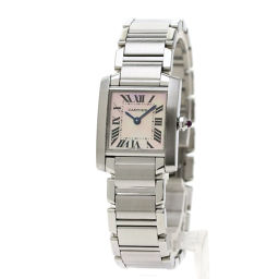 CARTIER【カルティエ】 腕時計 ステンレススチール/SS/SS レディース