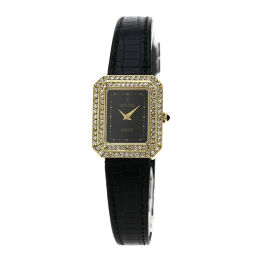 Concord【コンコルド】 腕時計 K18イエローゴールド/革/革 レディース