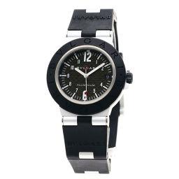 BVLGARI【ブルガリ】 AL38BTAVD 腕時計 /ラバー/ラバー メンズ