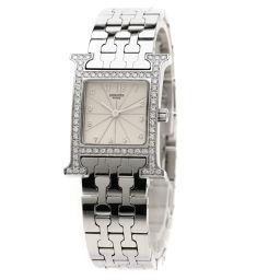 HERMES【エルメス】 HH1.230 腕時計 SS/ダイヤモンド レディース