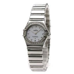 OMEGA【オメガ】 1465-71 7633 腕時計 ステンレススチール/ダイヤモンド レディース