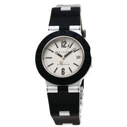 BVLGARI【ブルガリ】 AL38TAVD 腕時計 /ラバー/ラバー メンズ