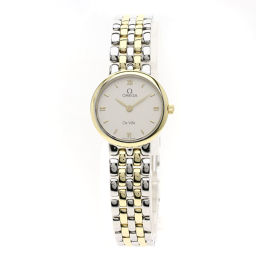 OMEGA【オメガ】 腕時計 ステンレススチール レディース