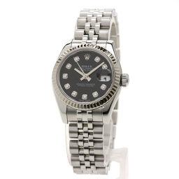 ROLEX【ロレックス】 179174G 腕時計 ステンレススチール/SS/SS レディース