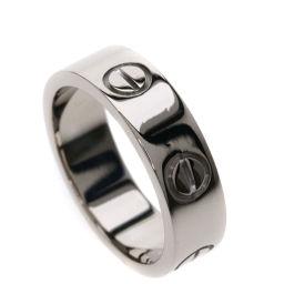 CARTIER【カルティエ】 リング・指輪 K18ホワイトゴールド レディース